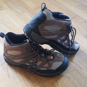 Merrell Moab Mesh Walnut Brown Hiking Boots 37.5/7